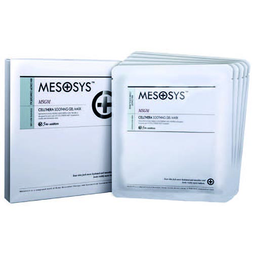 Mesosys sheet masks