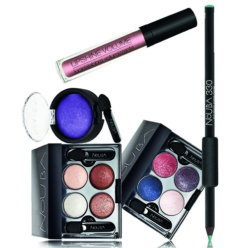 Nouba makeup collection