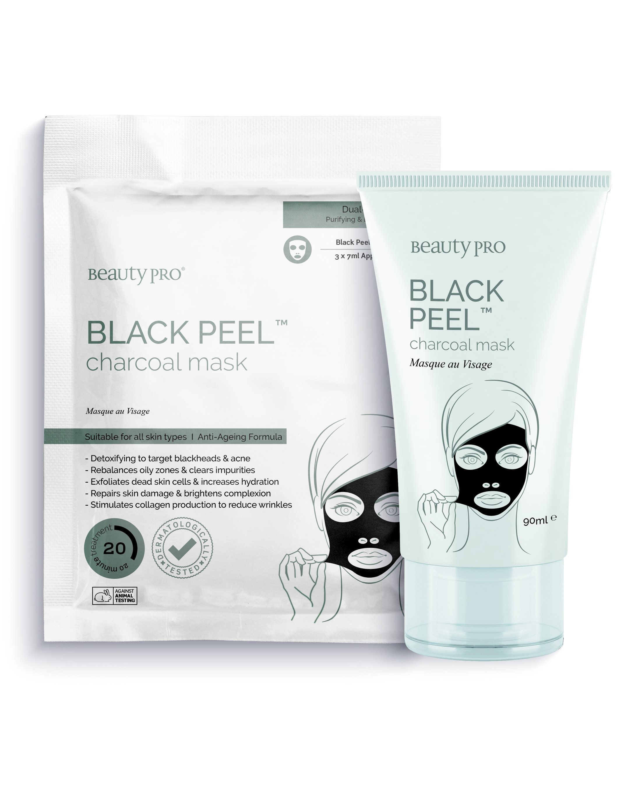 Beauty Pro BlackPeel