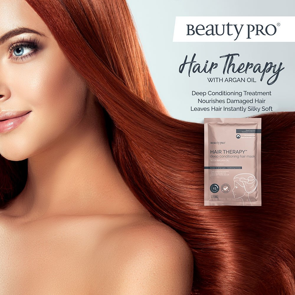 Beauty Pro Hair Therapy mask